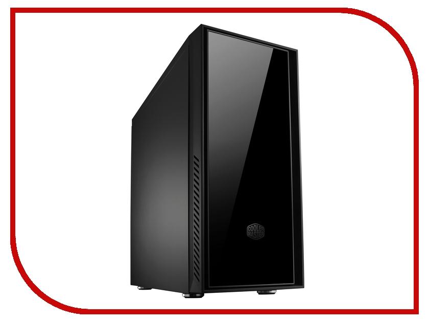 Корпус Cooler Master Silencio 550 RC-550-KKN1 Black корпус системного блока coolermaster k280 rc k280 kkn1 w o psu black rc k280 kkn1