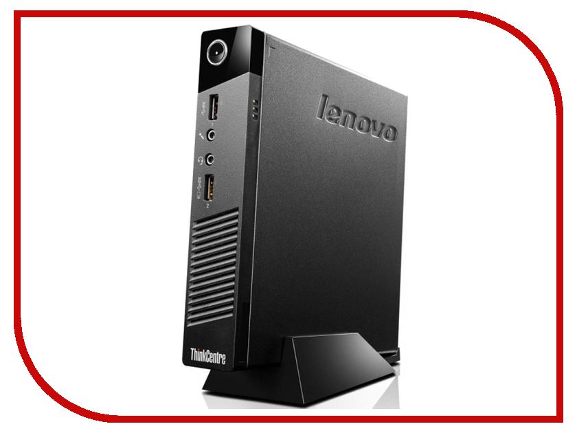 Неттоп Lenovo ThinkCentre M53 Tiny 10DCS01800 Intel Pentium J2900 2.67 GHz/4096Mb/120Gb SSD/No ODD/Intel HD Graphics/WiFi/Bluetooth/DOS