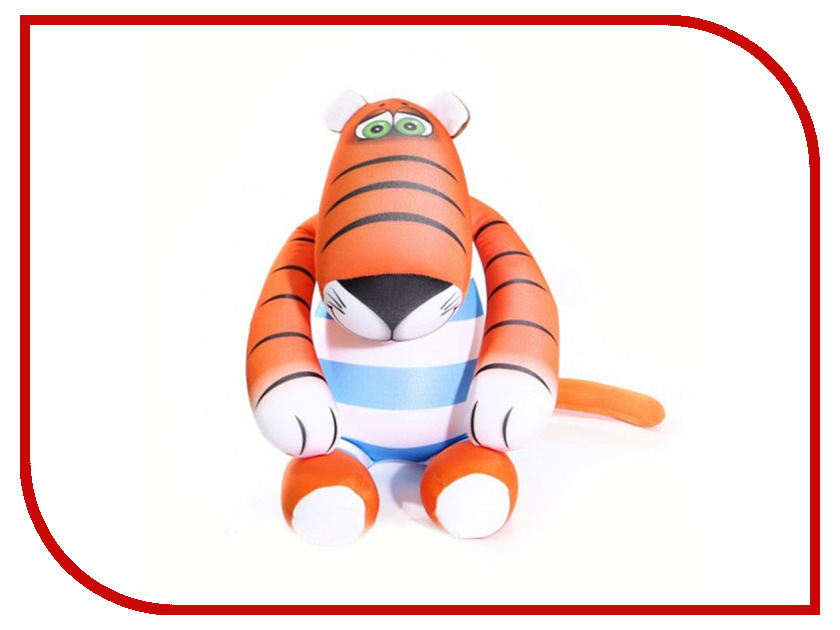 Игрушка антистресс СПИ Тигр Толя A261