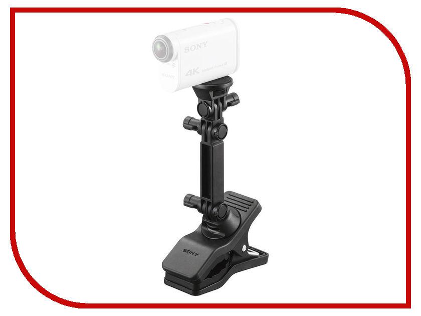 где купить Аксессуар Зажимное крепление с удлинителем Sony VCT-EXC1 для Action Cam дешево