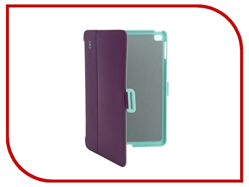 ��������� ����� Speck StyleFolio ��� iPad Mini 4 Purple-Green 71805-C256
