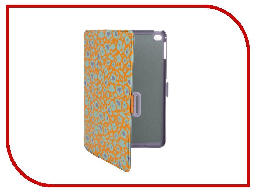 Аксессуар Чехол Speck StyleFolio для iPad Mini 4 Kurbits Floral Orange-Heather Purple 71805-5070<br>