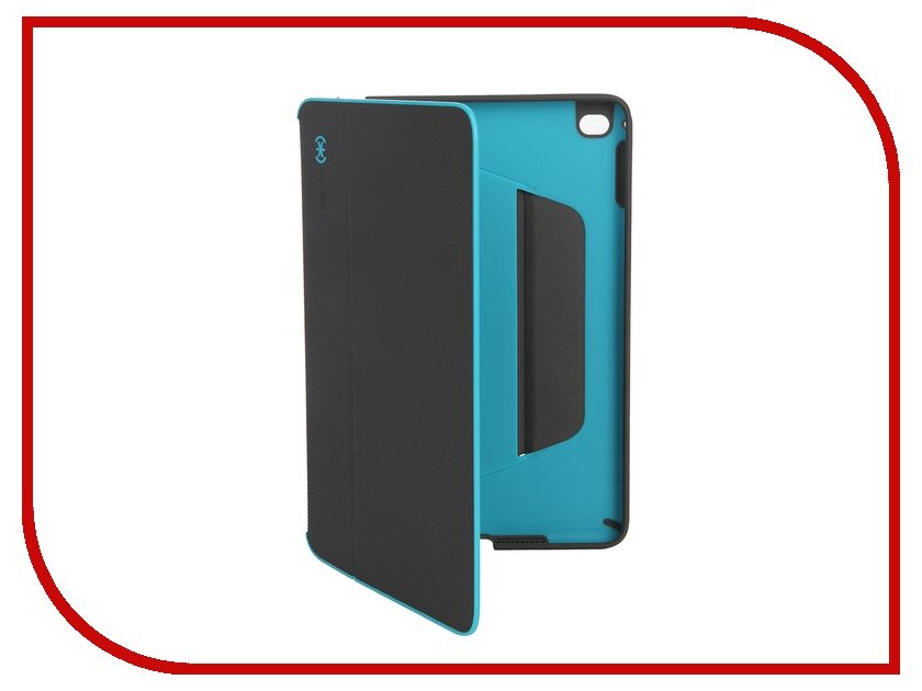 Аксессуар Чехол Speck StyleFolio для iPad Mini 4 Grey-Blue 73884-B824