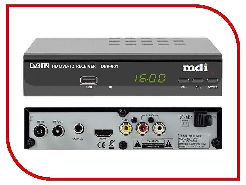 Тюнер MDI DBR-901<br>