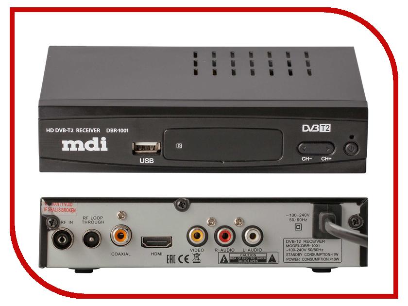 Тюнер MDI DBR-1001<br>