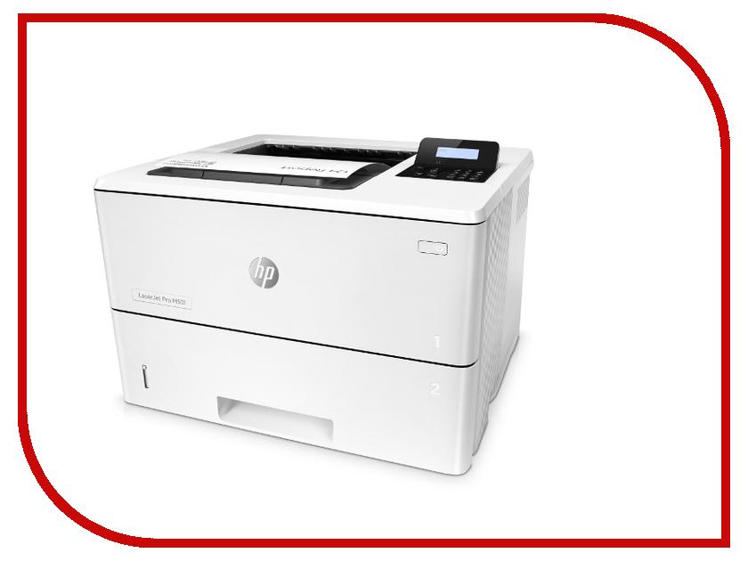 Принтер HP LaserJet Pro M501n<br>