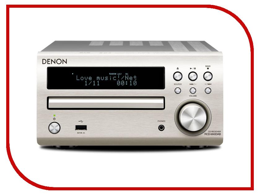 Усилитель Denon RCD-M40