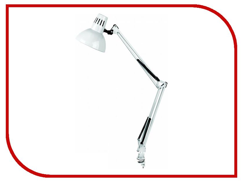 Настольная лампа Camelion KD-312 С01 White pro svet light mini par led 312 ir