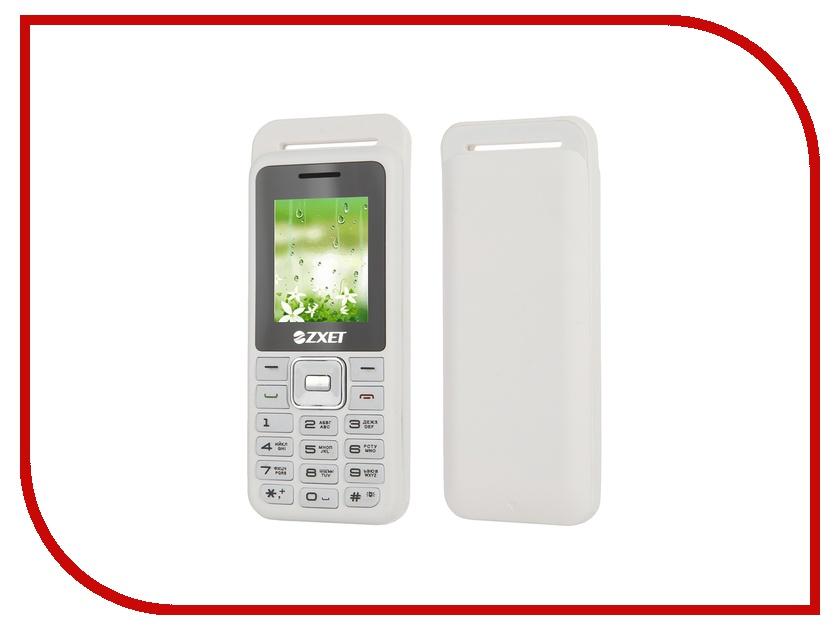 Сотовый телефон Zxet 208 White<br>