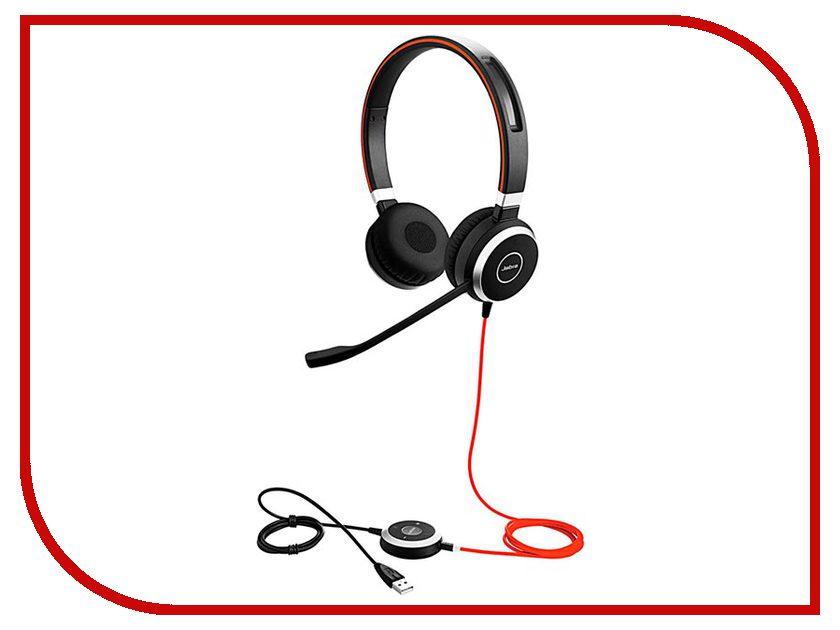 Гарнитура Jabra Evolve 40 MS Stereo<br>