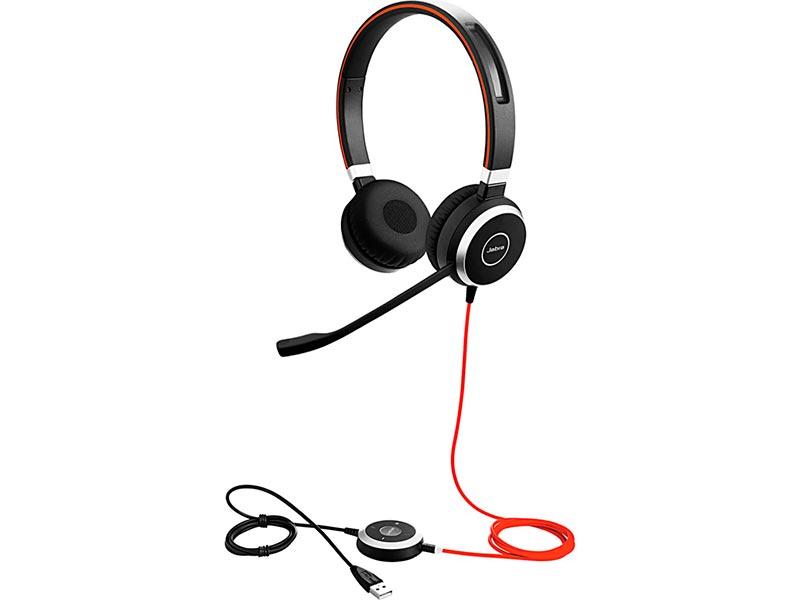Наушники Jabra Evolve 40 MS Stereo 6399-823-109