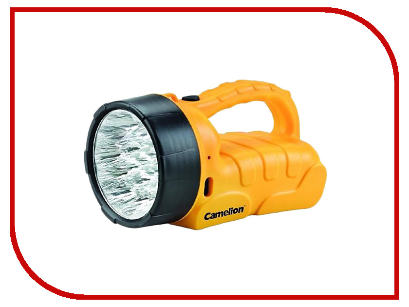 Фонарь Camelion LED29317 Yellow цены