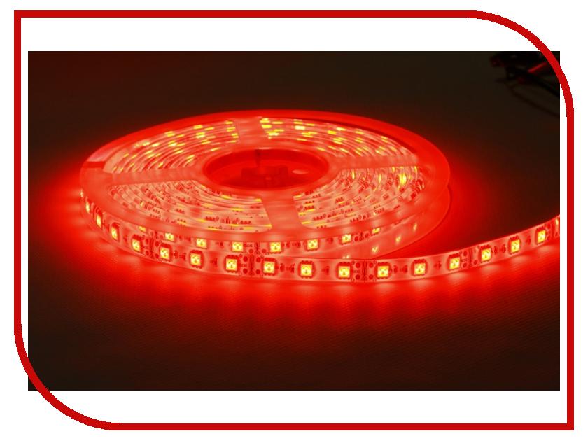 Светодиодная лента Camelion SL-3528-60-C04 5m IP20 Red<br>