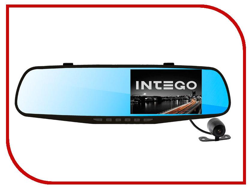Видеорегистратор Intego VX-410MR intego vx 270s