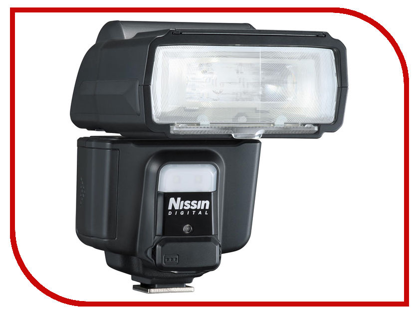 Вспышка Nissin i60A for Micro Four Thirds