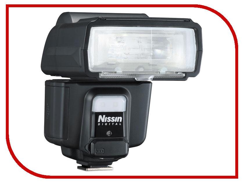 Вспышка Nissin i60A for Fujifilm