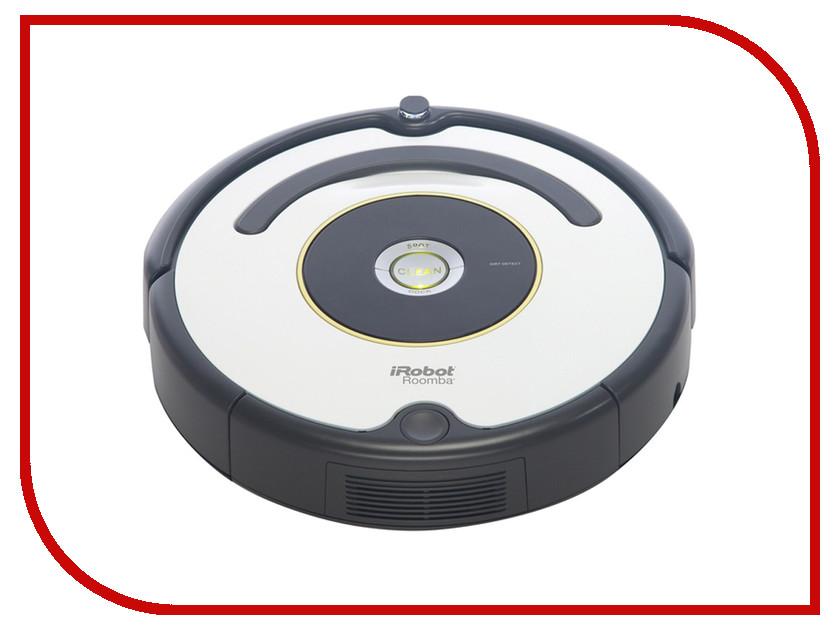 Пылесос-робот iRobot Roomba 616 робот пылесос irobot roomba 896 черно коричневый