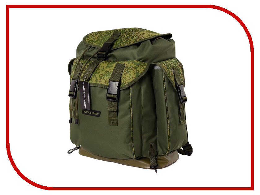 Рюкзак Solaris S5305 Pixel Olive