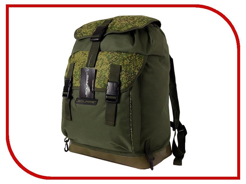 Рюкзак Solaris S5302 Pixel Olive