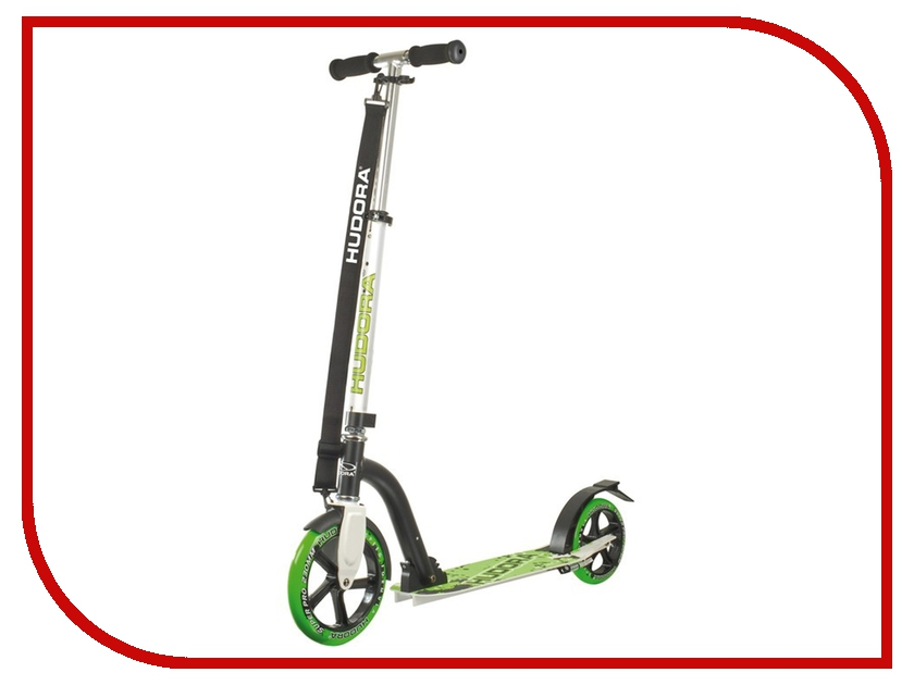 Самокат Hudora Big Wheel Bold 230 14230<br>