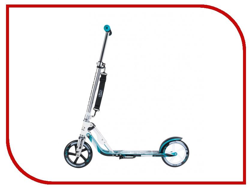 Самокат Hudora Big Wheel 205 Turquoise 14751 hudora big wheel 205 grun blau