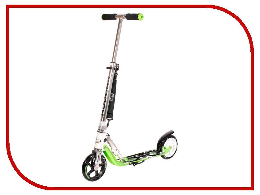 Самокат Hudora Big Wheel 180 Green 14745