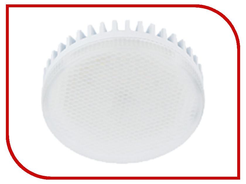 Лампочка Ecola Light LED 11.5W GX53 Tablet 220V 2800K матовое стекло T5MW11ELC