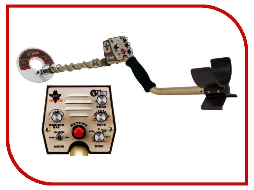 Металлоискатель Tesoro Outlaw 3 катушки<br>