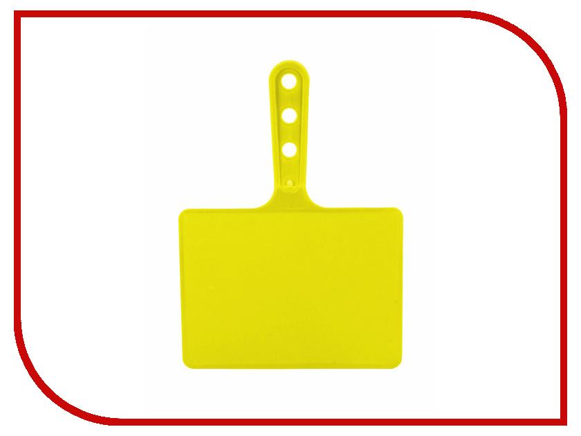 Веер для раздувания огня Big Game Yellow 130374