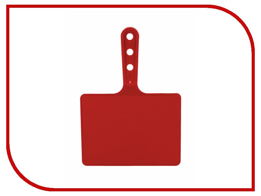 Веер для раздувания огня Big Game Red 130374