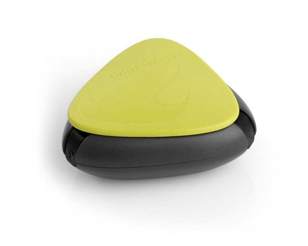 лучшая цена Коробочка для специй Light My Fire SpiceBox Lime 40270510
