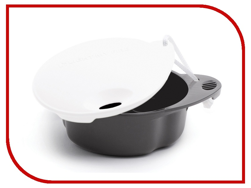 Посуда Light My Fire White 40232800 - кружка непроливайка