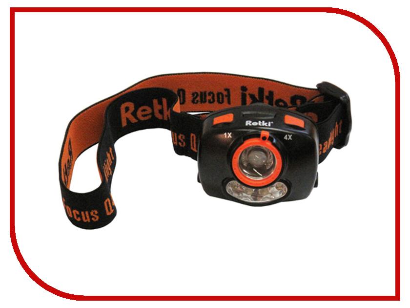 Фонарь Retki Focus Q4+ 2452<br>