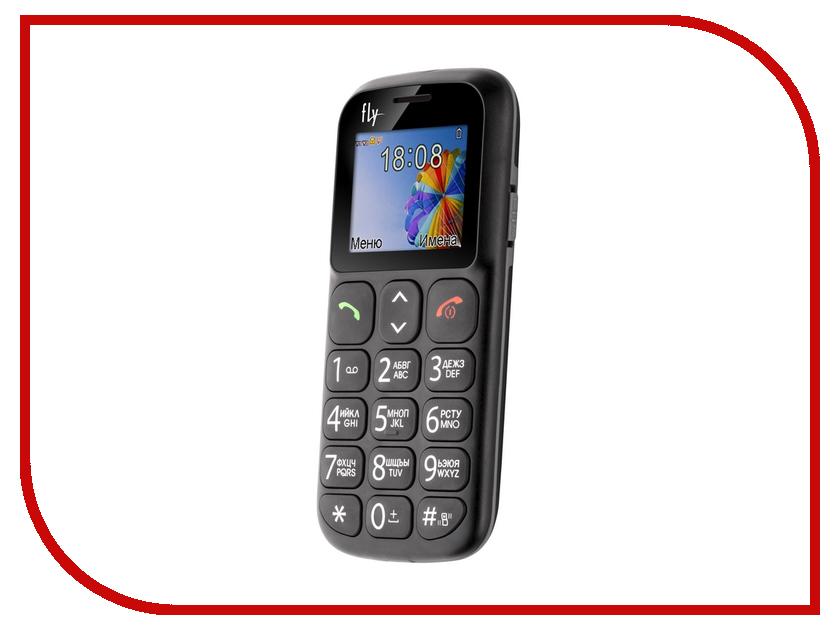 Сотовый телефон Fly Ezzy 7 Black<br>