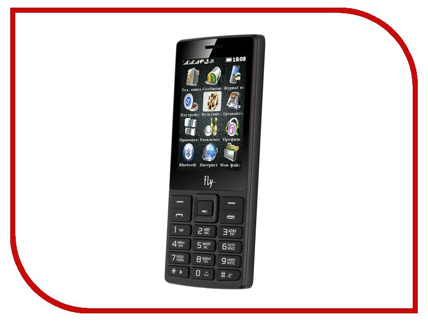Сотовый телефон Fly TS112 Black