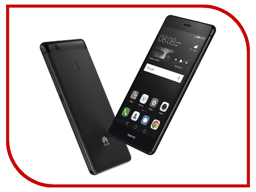 Сотовый телефон Huawei P9 Lite 16Gb RAM 2048Mb VNS-L21 Black<br>