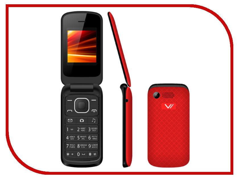 Сотовый телефон Vertex S103 Red