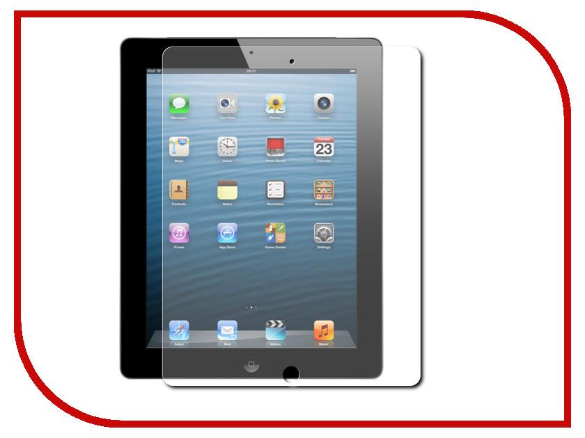 Аксессуар Защитная пленка InterStep Ultra для iPad 2 / 3 / 4 / New ультрапрозрачная IPADNEWMT 27153<br>