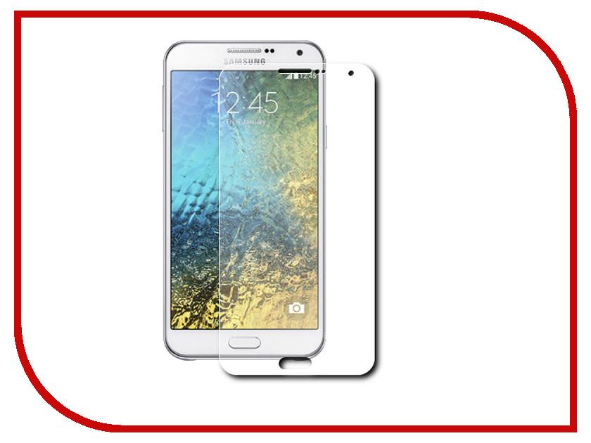 Аксессуар Защитное стекло Samsung Galaxy E7 SM-E700 InterStep SAMGALXE7 38657<br>