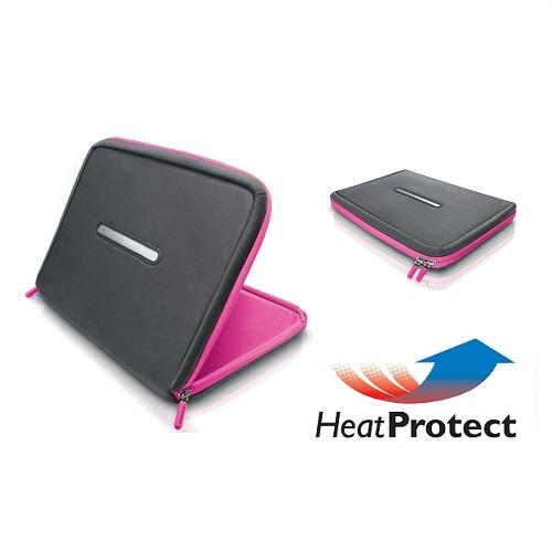 Аксессуар Сумка 10.2-inch Philips SLE2100PN/10 Pink - усиленный и с функцией HeatProtect!<br>