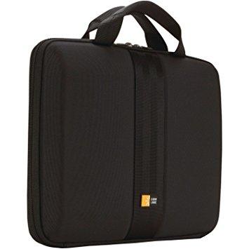 Аксессуар Сумка 13.0 Case Logic QNS-113K Black сумка case logic slrc 201 zoom holster black