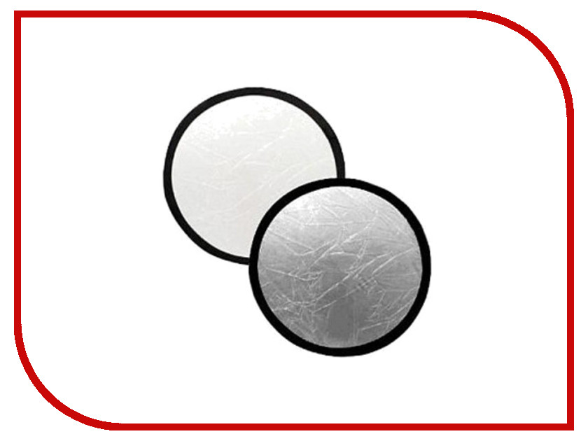 Светоотражатель Lastolite 75cm Silver/White LL LR3031