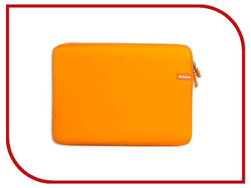 Аксессуар Сумка 14.0 PortCase KNP-14 OR Orange<br>