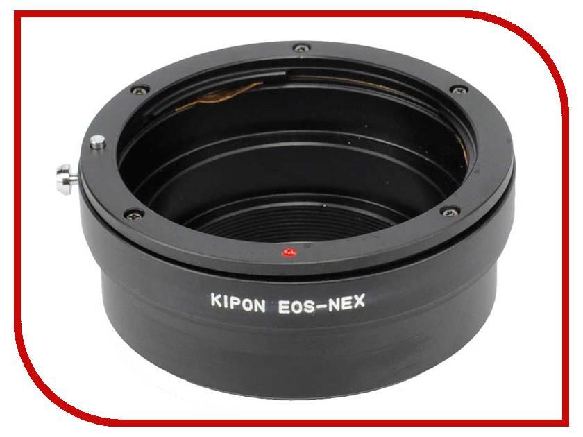 Кольцо Kipon Adapter Ring Canon EOS - NEX