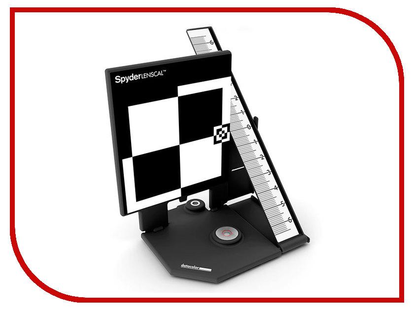 Калибратор Datacolor SpyderLensCal SLC100 - мишень для юстировки объективов