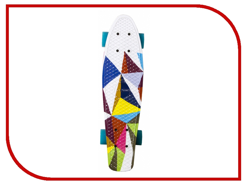Скейт Atemi APB-1.16 Penny Board треугольники