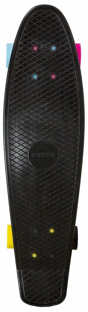 Скейт Atemi APB-4.16 Penny Board Black