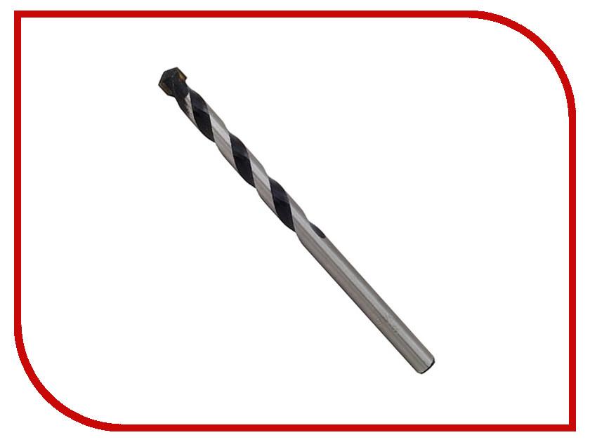 Сверло BERGEN 9110160 10x160mm по бетону<br>