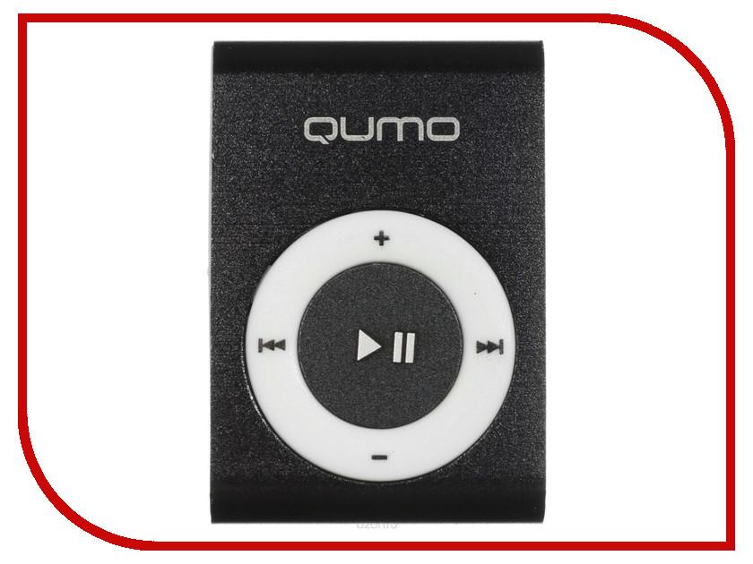 Плеер Qumo Fair 4Gb Black