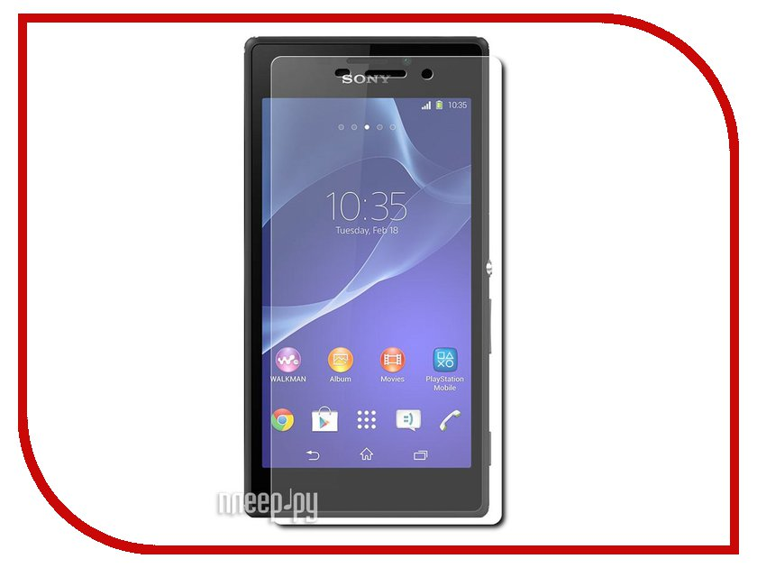 ��������� �������� ������ Sony Xperia M2 InterStep Ultra ���������������� SONYXPM2C 36633